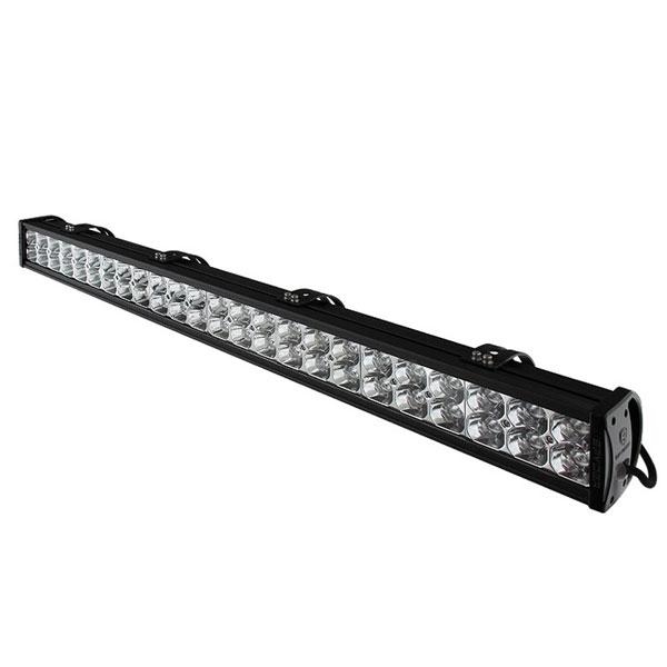 xTune 9932175 | xTune xTune 40 Inch 48pcs 3W LED 144W (SPOT) LED Bar - Chrome; 2000-2014