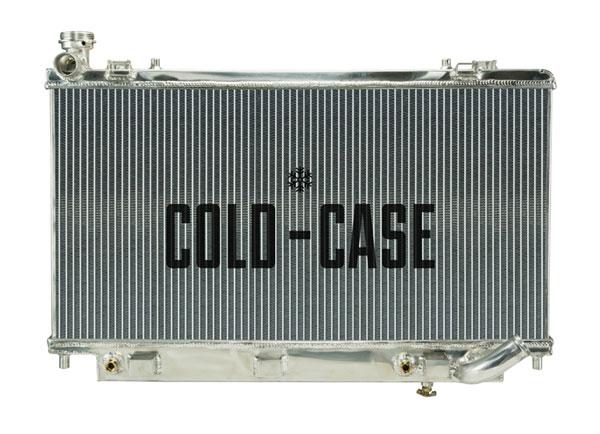 Cold-Case Radiators LMP5005A |  Pontiac G8 Aluminum Dual Core High Performance Radiator; 2008-2009