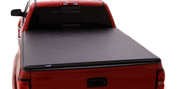 Lund 969158 | Lund Lund Hard Fold Tonneau for Chevrolet Silverado 2500 HD; 2015-2019