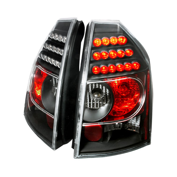 Spec-D Tuning (LT-30005JMLED-KS) Spec-D 05-Up Chrysler 300 / 300c L.E.D. Taillight (Lt-30005jmled-Ks)