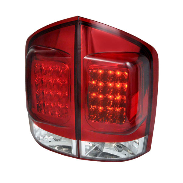 Spec-D Tuning LT-AMD04RLED-TM: Spec-D 04-06 Nissan Armada Led taillights (lt-amd04rled-tm)
