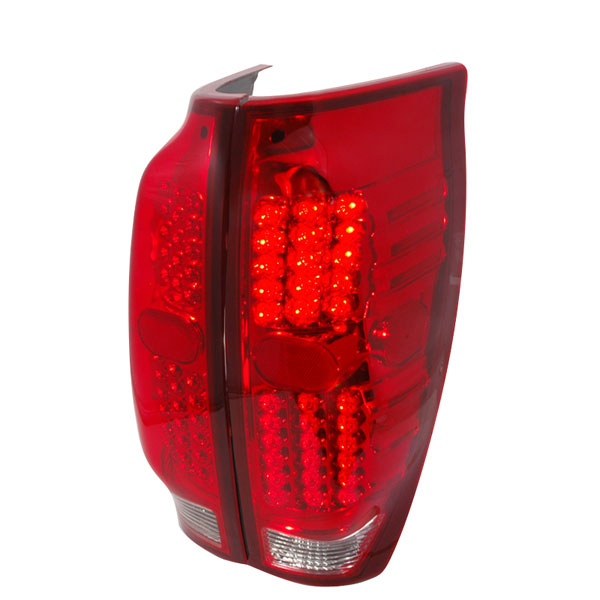 Spec-D Tuning LT-AVA02RLED-KS: Spec-D 02-06 Avalanche Led Taillights (lt-ava02rled-ks)