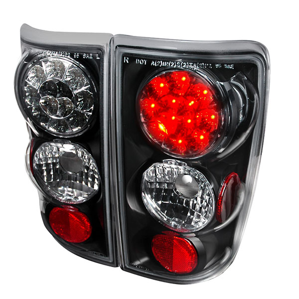 Spec-D Tuning LT-BLZ95JMLED-TM: Spec-D 95-00 Blazer Led Taillight (lt-blz95jmled-tm)