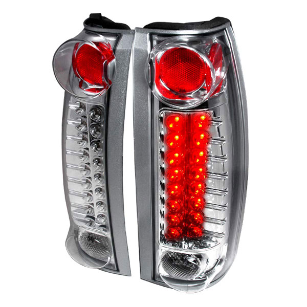 Spec-D Tuning LT-C1088CLED-TM: Spec-D 88-98 C10 Led Taillight (lt-c1088cled-tm)