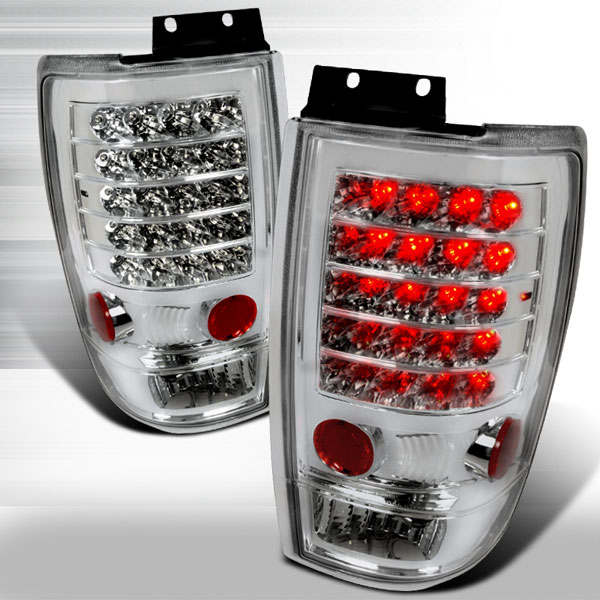 Spec-D Tuning LT-EPED97CLED-KS: Spec-D 97-02 Ford Expedition Led Taillights (lt-eped97cled-ks)