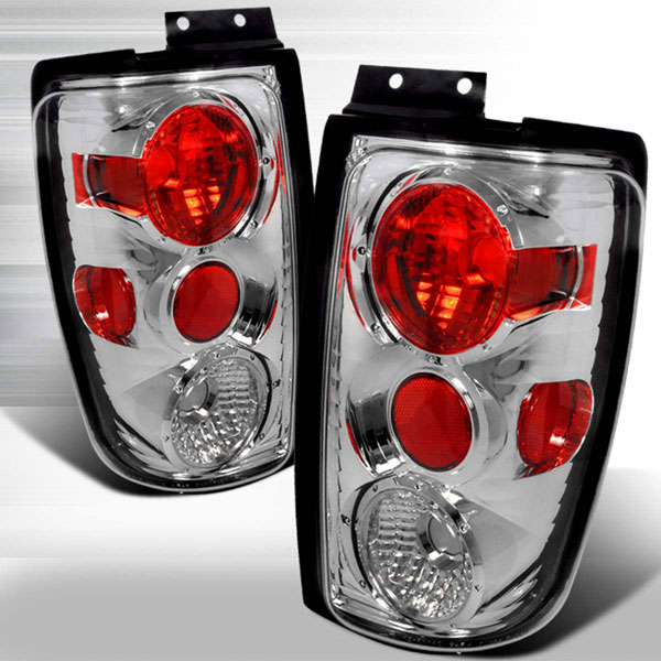 Spec-D Tuning LT-EPED97G-KS: Spec-D 97-02 Ford Expedition Taillights (lt-eped97g-ks)