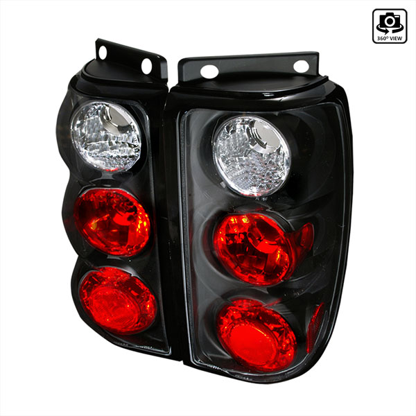 Spec-D Tuning LT-EPOR95JM-TM: Spec-D 95-97 Ford Explorer Altezza Taillights (lt-epor95jm-tm)