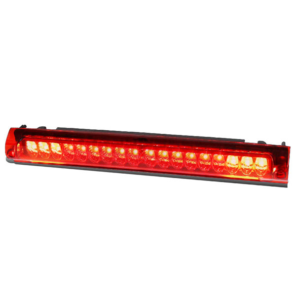 Spec-D Tuning LT-F15097RBRLED-SY |  Ford F150 Led Third Brake Light Red; 1997-2004