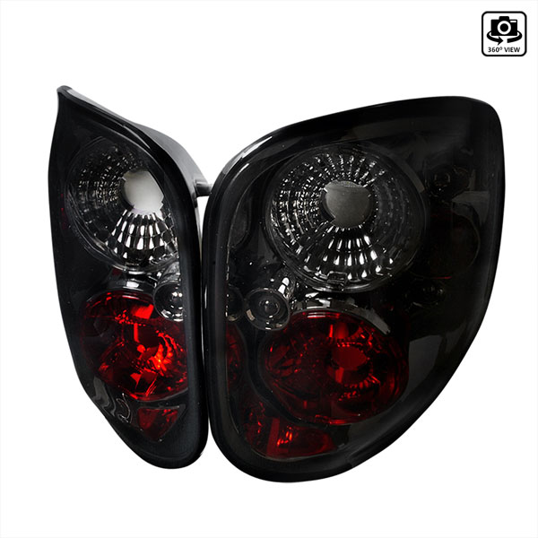 Spec-D Tuning LT-F150F97G-TM: Spec-D 97-00 Ford F-150 Flareside Taillights (lt-F-150f97g-tm)