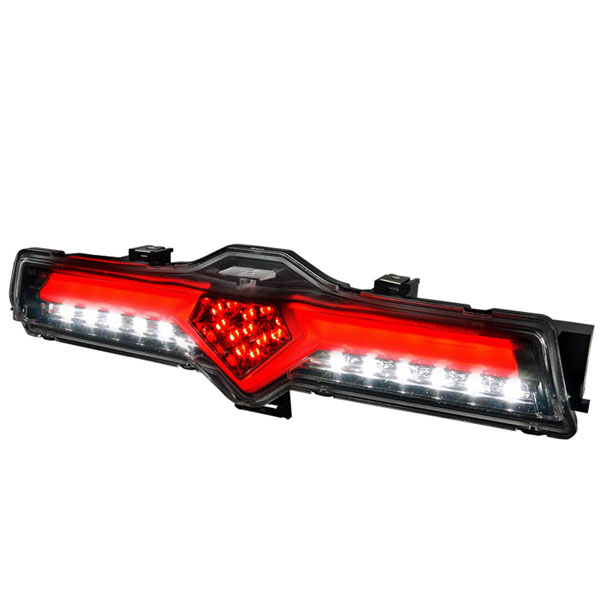 Spec-D Tuning (LT-FRS12RBJMLED-TM)  Scion Frs Led 3rd Brake Light Black, 13-Up