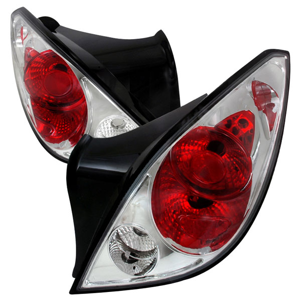 Spec-D Tuning LT-G605-TM: Spec-D 05-08 Pontiac G6 Coupe Taillights (lt-g605-tm)