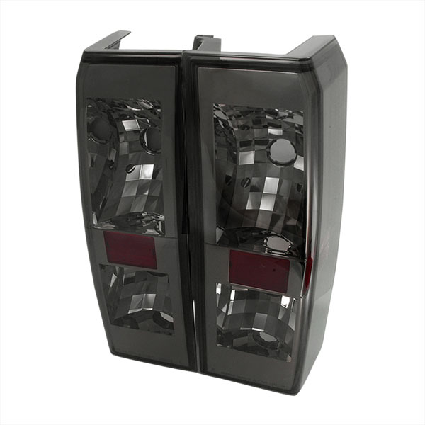 Spec-D Tuning LT-H306G-TM |  Hummer H3 Altezza Tail Light Smoke, 05-10