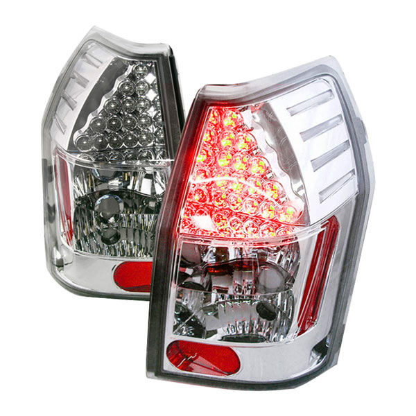 Spec-D Tuning LT-MAG05CLED-KS: Spec-D 05-06 Dodge Magnum Led Taillights - Ks (lt-mag05cled-ks)