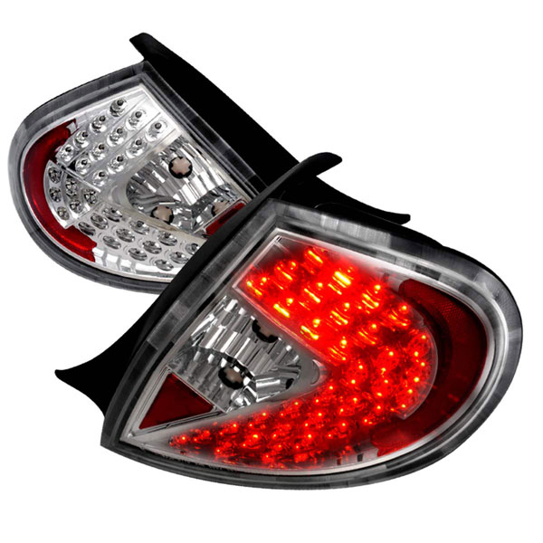 Spec-D Tuning LT-NEO99CCLED-WJ: Spec-D 00-02 Dodge Neon led Taillights (lt-neo99ccled-wj)