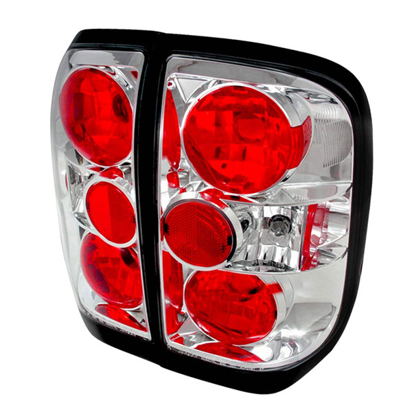 Spec-D Tuning LT-PATH96-TM: Spec-D 96-98 Nissan Pathfinder Taillights (lt-path96-tm)
