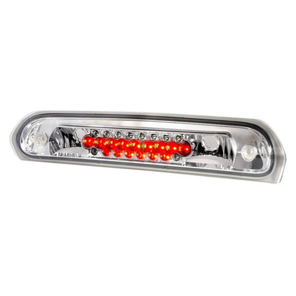 Spec-D Tuning (LT-RAM02RBCLED-KS)  Dodge Ram Led 3rd Brake Ligth Chrome, 02-08