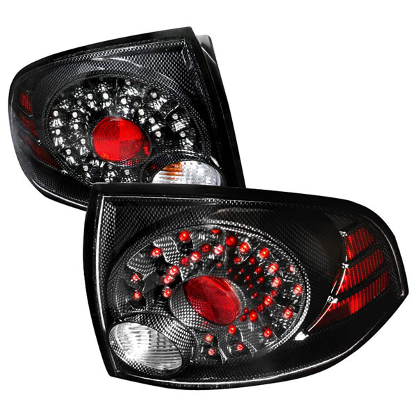 Spec-D Tuning LT-SEN04CFLED-DP: Spec-D 04-05 Nissan Sentra Led Taillights (lt-sen04cfled-dp)