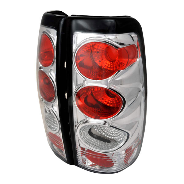 Spec-D Tuning LT-SIV99-KS: Spec-D 99-02 Silverado Altezza Taillight (lt-siv99-ks)