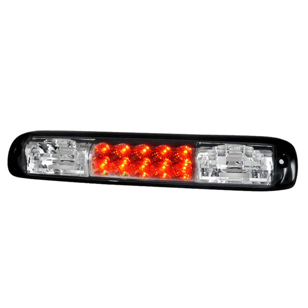 Spec-D Tuning LT-SIV99RBCLED-APC |  Silverado Led 3rd Brake Light Chrome; 1999-2006
