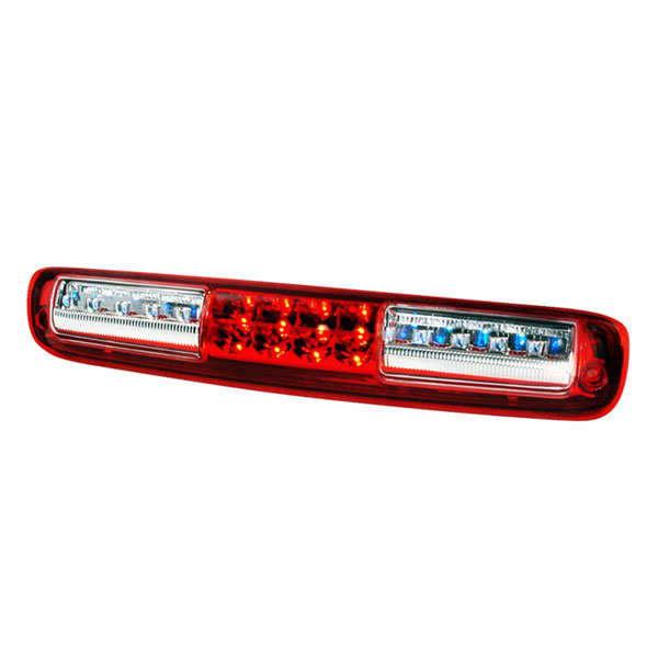 Spec-D Tuning LT-SIV99RBRLED-KS: Spec-D 99-03 Silverado 3rd Brake Lights - (lt-siv99rbrled-ks)