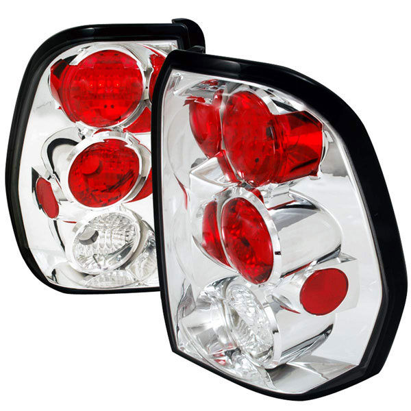 Spec-D Tuning (LT-TBLZ02-TM) Spec-D 02-05 Trailblazer Taillights (Lt-Tblz02-Tm)