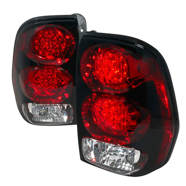 Spec-D Tuning LT-TBLZ02RLED-KS: Spec-D 02-07 Trailblazer Led Taillights (lt-tblz02rled-ks)