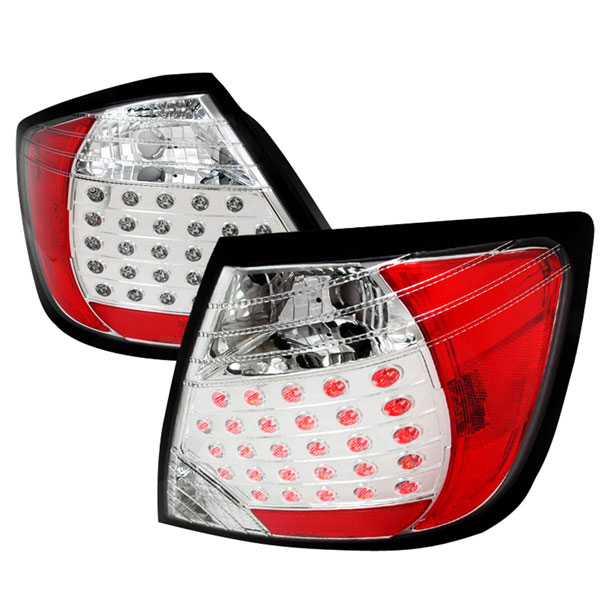 Spec-D Tuning LT-TC04CLED-DP: Spec-D 04-06 Scion Tc Led Taillights (lt-tc04cled-dp)