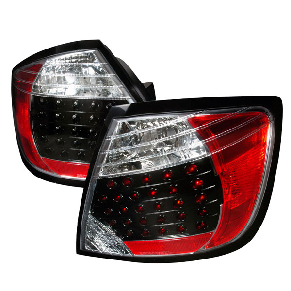 Spec-D Tuning LT-TC04JMLED-DP: Spec-D 04-06 Scion Tc Led Taillights - Black (lt-tc04jmled-dp)