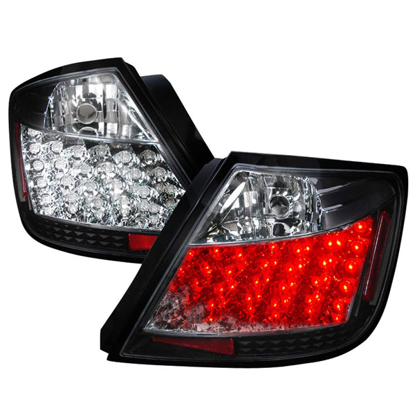 Spec-D Tuning LT-TC04JMLED-TM: Spec-D 04-06 Scion Tc Led Taillights - Black (lt-tc04jmled-tm)