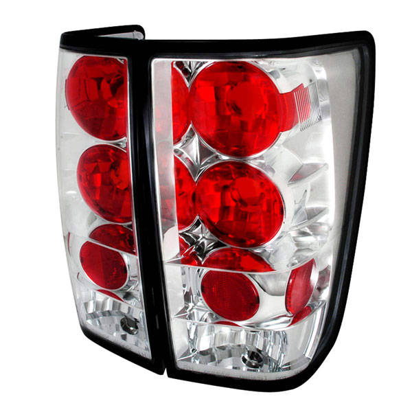 Spec-D Tuning LT-TIT04-TM: Spec-D 04-up Nissan Titan Altezza Taillights (lt-tit04-tm)