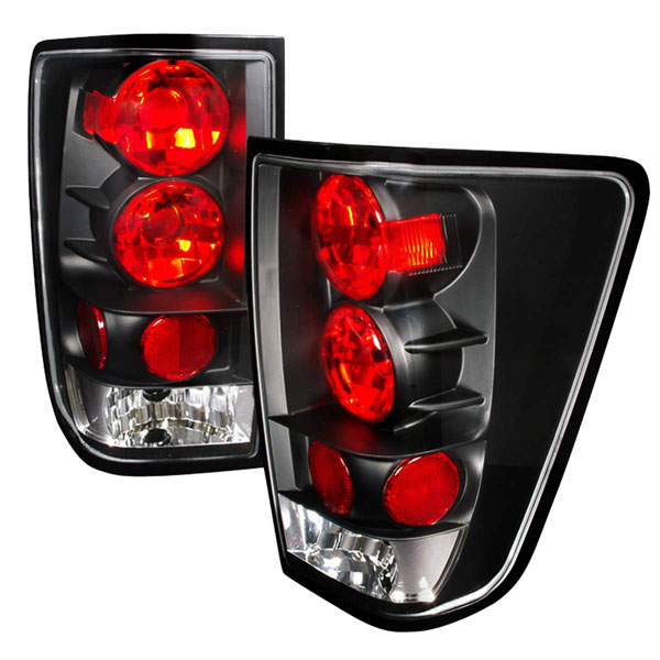 Spec-D Tuning LT-TIT04JM-TM: Spec-D 04-up Nissan Titan Altezza Taillights (lt-tit04jm-tm)
