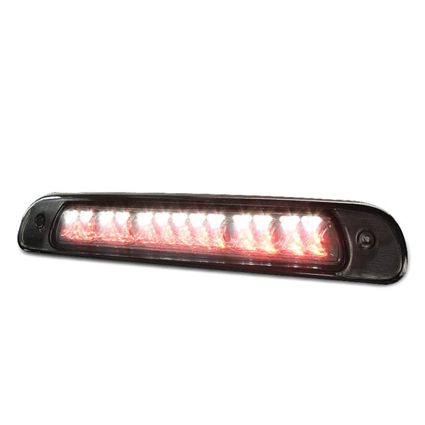 Spec-D Tuning LT-TUN00RBGLED-SY |  Toyota Tundra Smoke Led Third Brake Light; 2000-2006