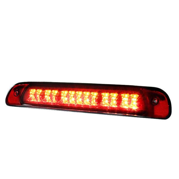 Spec-D Tuning LT-TUN00RBRLED-SY |  Toyota Tundra Red Led Third Brake Light, 00-06
