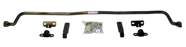 Spohn Performance M5-SBR: Spohn Rear Sway Bar - 25mm 4140 Chrome Moly 2005-10 Mustang V8