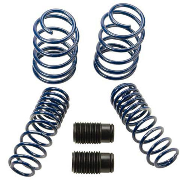 Ford Racing M5300K:  2005-07 Mustang GT Lowering Spring Kit V8