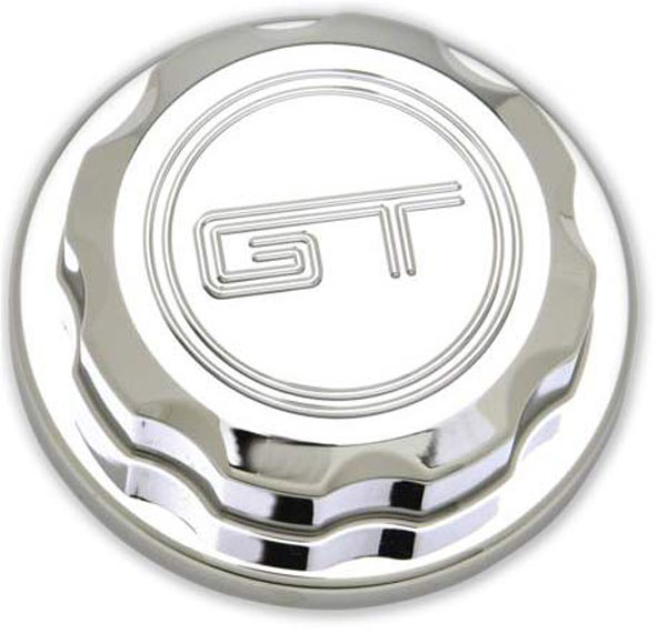 Ford Racing M8006GT: Ford GT Coolant Overflow Cap w/ Billet Cover V8