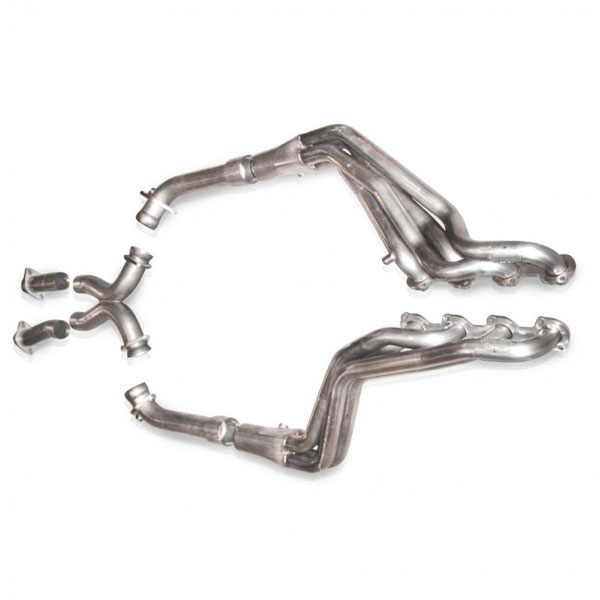 Stainless Works M9604OR |  1996 - 2004 Ford Mustang GT 4.6L 2V Headers w. Offroad X 1-5/8in V8