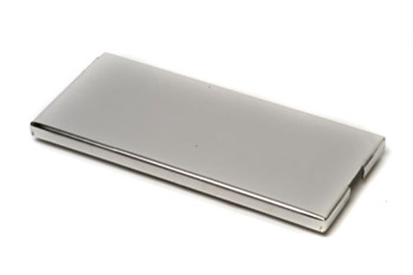 LMPerformance MAC74045:  2005-09 GT & V6 Stainless Steel Fuse Box Cover