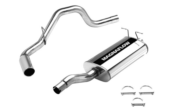 Magnaflow 15608:  Exhaust System for FORD EXPEDITION/LINCOLN NAVIGATOR 1997-2000