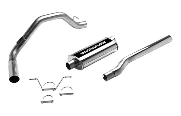 Magnaflow 15611 |  Exhaust System for DODGE DAKOTA 2000-2003