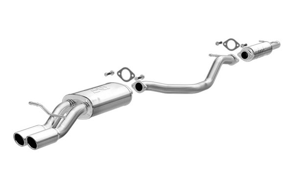 magnaflow 15648 exhaust system for volkswagen beetle. Black Bedroom Furniture Sets. Home Design Ideas