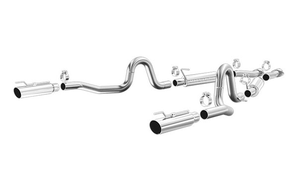 Magnaflow 15677 |  Exhaust System for FORD MUSTANG V8; 1994-1998