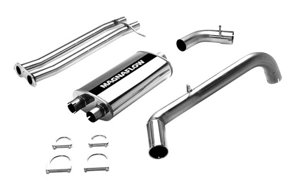 Magnaflow (15699)  Exhaust System for GM C1500 SUBURBAN 1996-1999