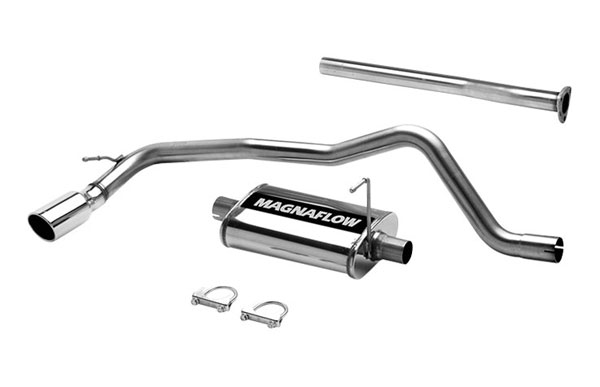 magnaflow  15706  exhaust system for gm s10  sonoma 1998