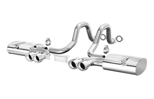 Magnaflow (15713)  Axleback Exhaust System for CORVETTE 1997-2004