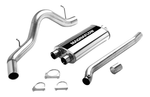 Magnaflow (15716)  Exhaust System for GM SUBURBAN/YUKON XL 2500 2001-2006