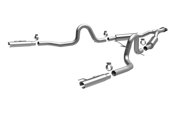 Magnaflow 15717 |  Exhaust System for FORD MUSTANG V6 1999-2004