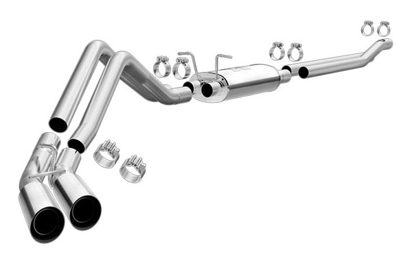 Magnaflow 15772 |  Exhaust System for FORD F-150 HARLEY-DAVIDSON EDITION; 2002-2003
