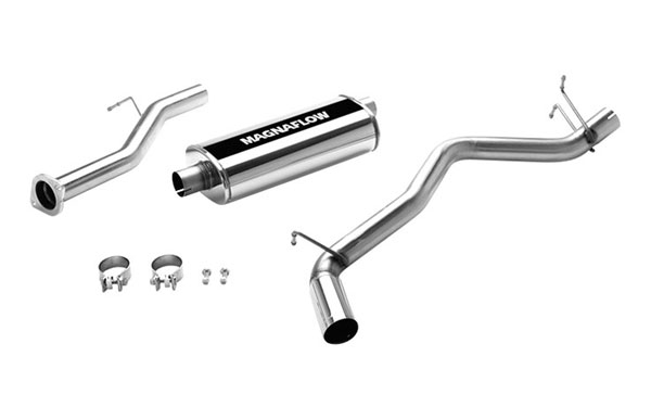 Magnaflow (15825)  Exhaust System for GM S10/SONOMA 2001-2004 4.3L CC 55inc Bed Single Side Exit