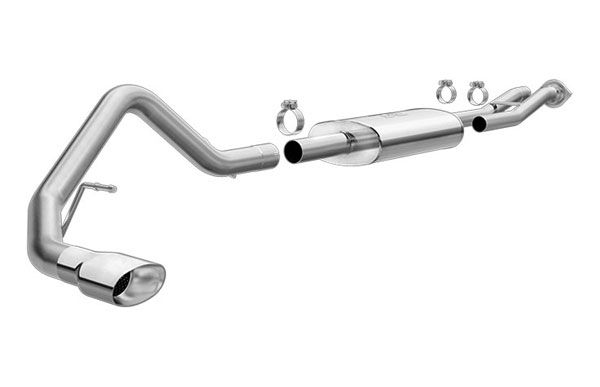 Magnaflow (15837)  Exhaust System for GM ESCALADE- ESV, EXT / YUKON DENALI XL 6.0L 2003-2006 Single Straight Rear Exit
